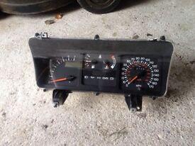Cosworth dials