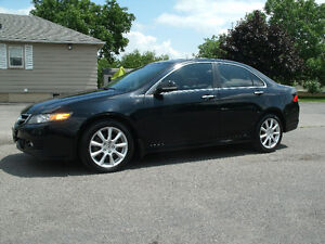 2008 Acura TSX: Automatic, Navigation, Sun Roof, Drives Great!