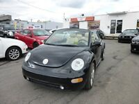 2004 Volkswagon New Beetle GLX 2dr Convertible 2.0 TURBO