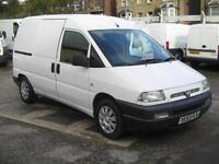 2003 PEUGEOT EXPERT 2.0 HDi 110 Diesel Van
