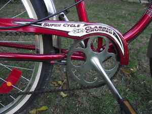 SUPERCYCLE CLASSIC CRUISER - COLLECTORS EDITION 75TH ANNIVERSARY Kingston Kingston Area image 8