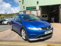 Honda Civic 2.2i-CTDi Type S 2007 07