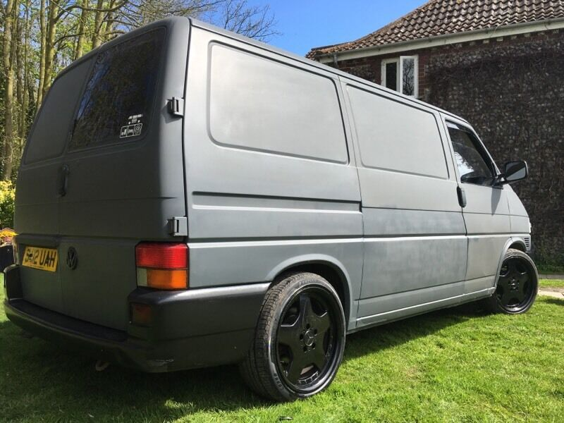 Vw T4 1 9tdi Rat Look Van In Great Yarmouth Norfolk
