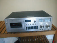 Two stereo units - not working - make me an offer for parts etc