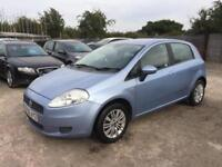 Fiat Grande Punto 1.2 Dynamic 2006 PETROL MANUAL- 1 LADY OWNER FROM NEW