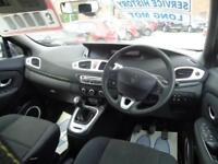 2010 RENAULT SCENIC Dynamique Tomtom Dci 1.5
