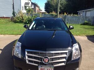 2008 Cadillac CTS luxury, low odometer