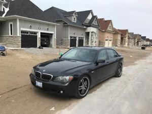 2006 BMW 750LI (LOW PRICE TO SELL FAST)