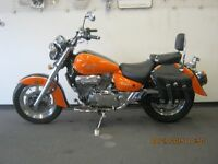 Pre-owned 2009 Hyosung GV250 Aquila. Mint Condition.$2699+hst.