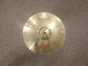 Zildjian 11 Oriental Trash Splash cymbale - usagée-used