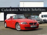 2006 56 BMW Z4 2.0 Z4 SE ROADSTER 2D 148 BHP