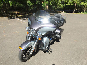2014 Harley Davidson Ultra Classic Limited