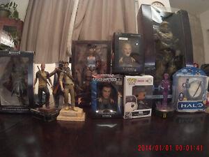 plusieurs figurines