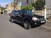 Nissan Navara pick up truck