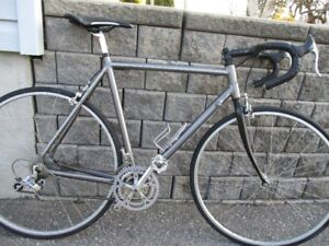 nashbar touring road bike MINT SHAPE aluminum frame