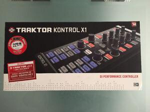 Traktor Kontrol X1 MK1 For Sale - EX condition - in box! - $150