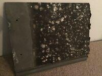 Roof tiles -concrete pan