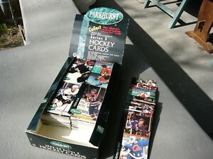 NHL HOCKEY Cards - Full Box 1992 1993 Series 2 Parkhurst