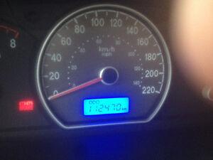 2009 Hyundai Elantra Sedan-Manual gear