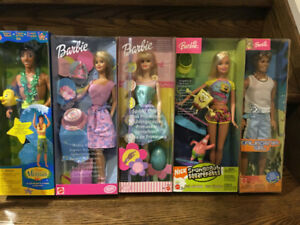 Barbie dolls for sale