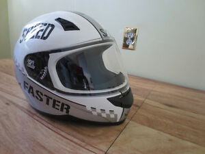 New Speed and Strength SS700 Helmet  Size: Large