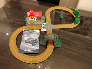 Géotrax rail and road system (kit 4695 complet)
