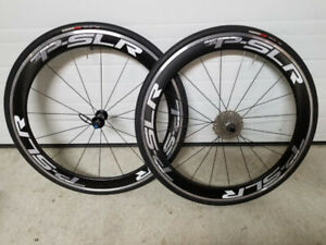 Roues carbone Giant P-SLR1