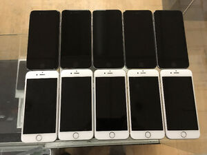 store sale iPhone6 locked to Bell/Virgin 16GB $380up/ 64GB 128GB