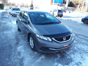 Honda Civic 2013 Berline Excellente Condition!