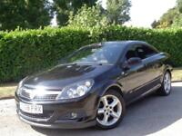 2008 Vauxhall Astra 1.6 16v Coupe Twin Top Sport***LOW MILES 70K + BARGAIN***