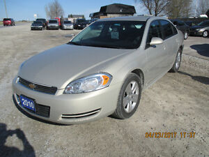 REDUCED !!!  2010 Chevrolet Impala LS Sedan
