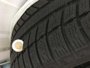 Winter tires -Michelin Primacy Alpin 225/45R17