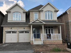 Brand New 5 Bedrooms Detached Home in Oakville for Lease