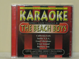 FOR SALE KARAOKE CD'S BRAND NEW