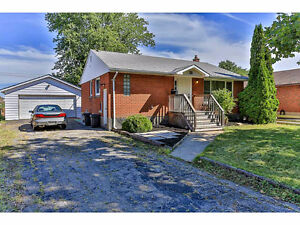 AVAILABLE JULY 1st, 2 BEDROOM - THOROLD