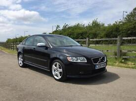 Volvo S40 1.6 2009MY R-Design Sport finance available from £25 per week
