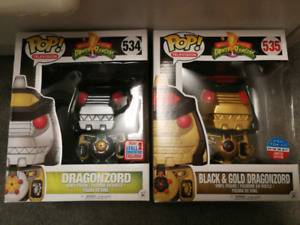 Power Rangers Dragonzord Funko Pop