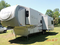 2011 Big Country 34 ft. 5th Wheel RV