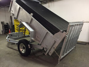 DUMP TRAILERS BY CRAMERO TRAILERS FALL SPECIAL London Ontario image 3