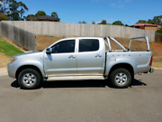 2008 Toyota Hilux SR5 Dual Cab Drouin Baw Baw Area Preview