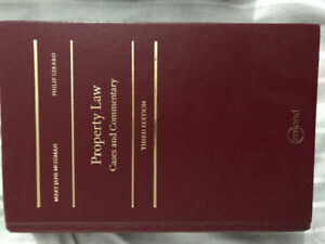 Property law (cases and commentary)