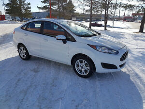 2016 Ford Fiesta, 4 door, auto, only 29,000 km, IMMACULATE
