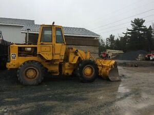1976 cat 930 wheel loader