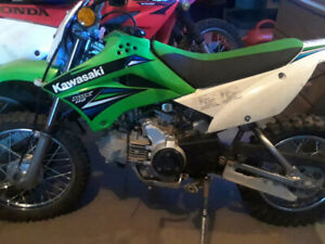 2 dirt bikes for trade