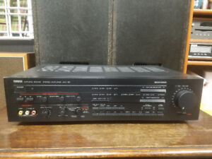 Yamaha AVC-50 Preamplifier / Integrated Amp