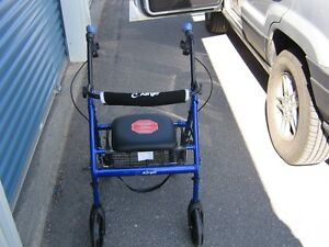 New (never used) Air-Go WALKER FOR SALE.