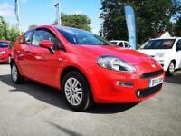 2014 Fiat Punto 1.4 Easy (s/s) 3dr Hatchback Petrol Manual