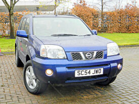 2005 54 Nissan X-Trail 2.2 dCi SVE 5dr HIGH SPEC