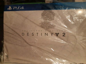 Destiny 2 edition collectionneur neuf