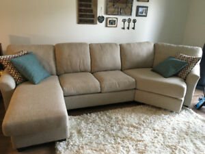 Divan sectionnel / Sectional sofa